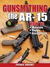 Gunsmithing (eBook): The AR-15